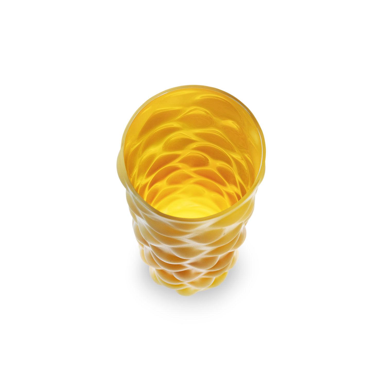 Endülüs Vazo Sarı