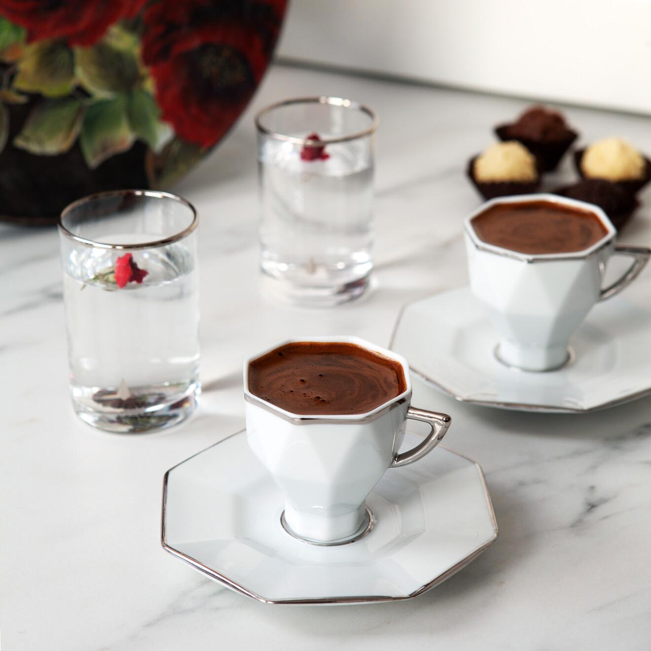 - Selçuklu Türk Kahvesi Fincanı